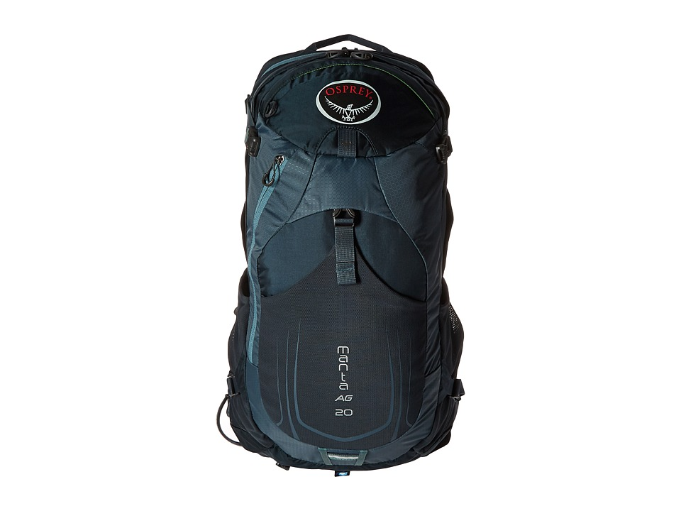 Osprey Manta AG 20 (Fossil Grey) Backpack Bags