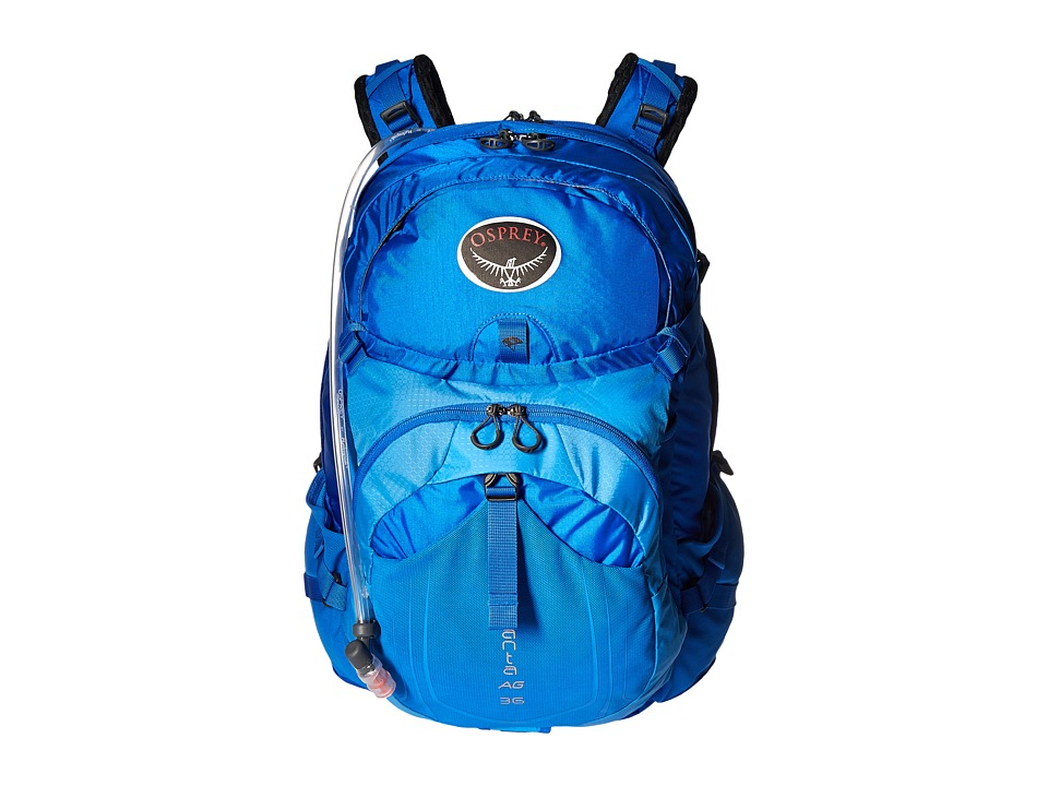 Osprey Manta Ag 36 (Sonic Blue) Backpack Bags