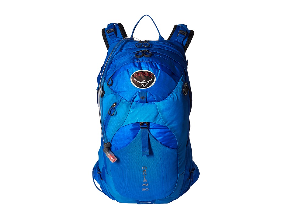 Osprey Manta AG 20 (Sonic Blue) Backpack Bags