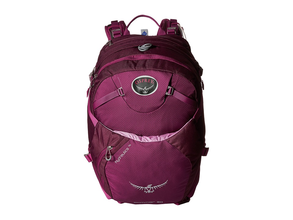 Osprey Skimmer 30 (Plume Purple) Backpack Bags