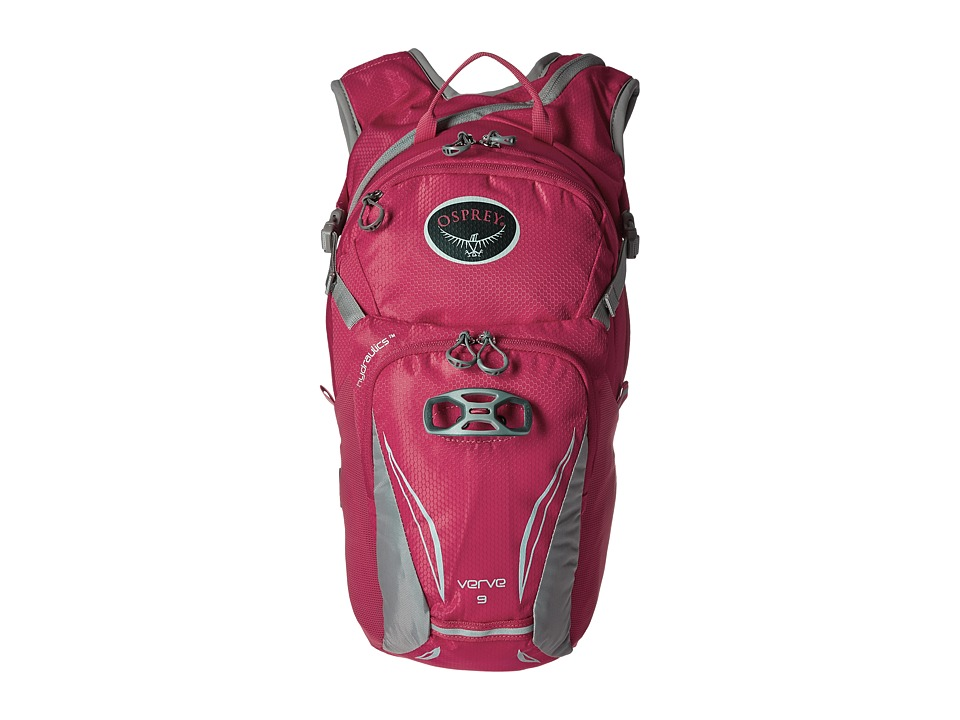 Osprey - Verve 9 (Scarlet Red) Backpack Bags