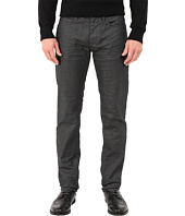 DKNY Jeans - Williamsburg Slim Jeans in Coated French Grey Wash