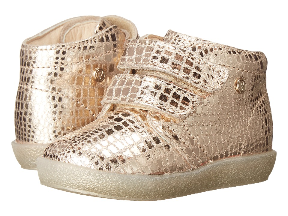 Naturino Falcotto 1195 VL SS16 Toddler Gold Girls Shoes