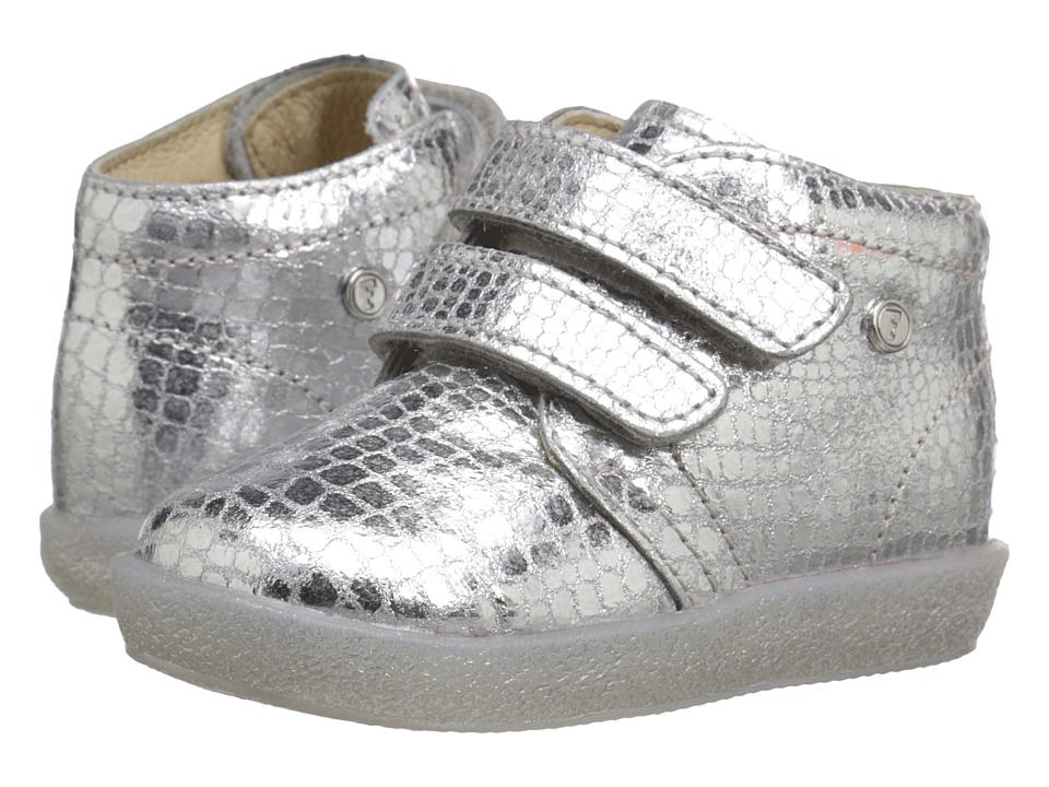 Naturino Falcotto 1195 VL SS16 Toddler Silver Girls Shoes