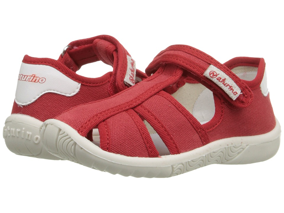 Naturino Nat. 7785 SS16 Toddler/Little Kid Red Boys Shoes