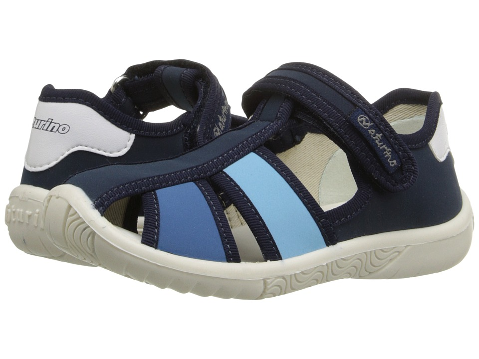 Naturino Nat. 7785 SS16 Toddler/Little Kid Blue Multi Boys Shoes
