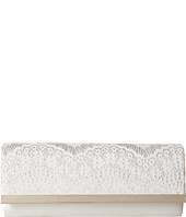 Jessica McClintock - Addison Bar Flap Clutch