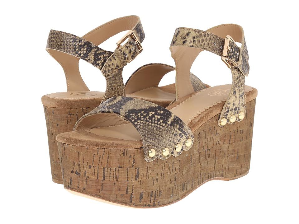 ASH Capri Desert/Wilde Womens Wedge Shoes