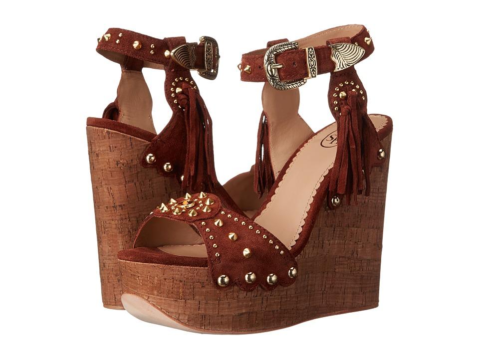 ASH Bliss Sigaro/Desert Womens Slip on Shoes