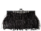 Jessica McClintock Gigi Clutch (Black)
