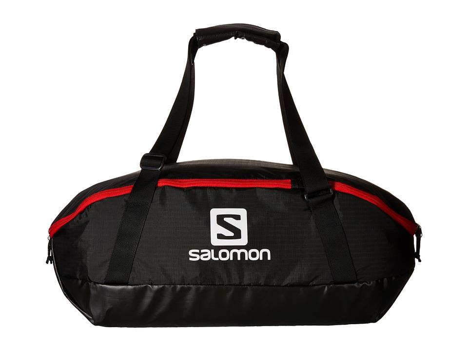 Salomon - Prolog 40 Bag (Black/Bright Red) Bags
