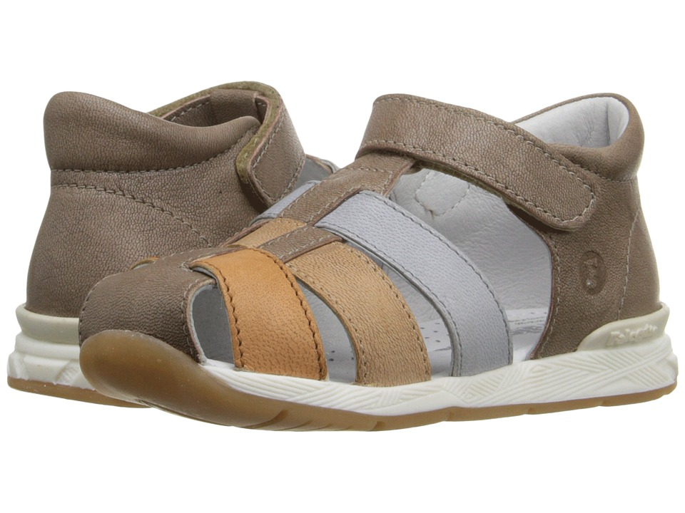 Naturino Falcotto Dirk SS16 Toddler Brown Multi Boys Shoes
