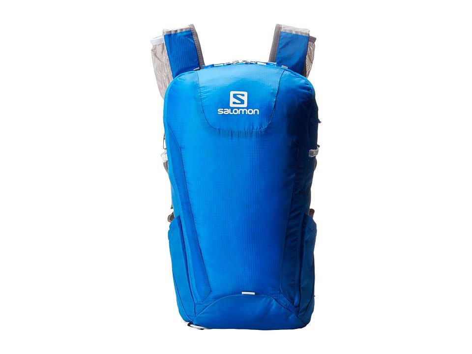 Salomon - Peak 20 (Union Blue/White) Backpack Bags