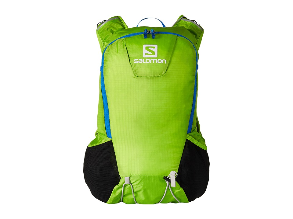 Salomon - Skin Pro 15 Set (Granny Green) Backpack Bags