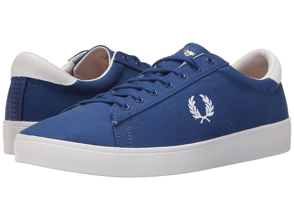 Fred Perry - Spencer Canvas (1964 Royal/White) Men