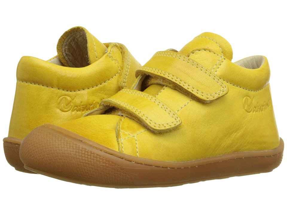 Naturino Nat. 3972 VL SS16 Toddler Yellow Boys Shoes