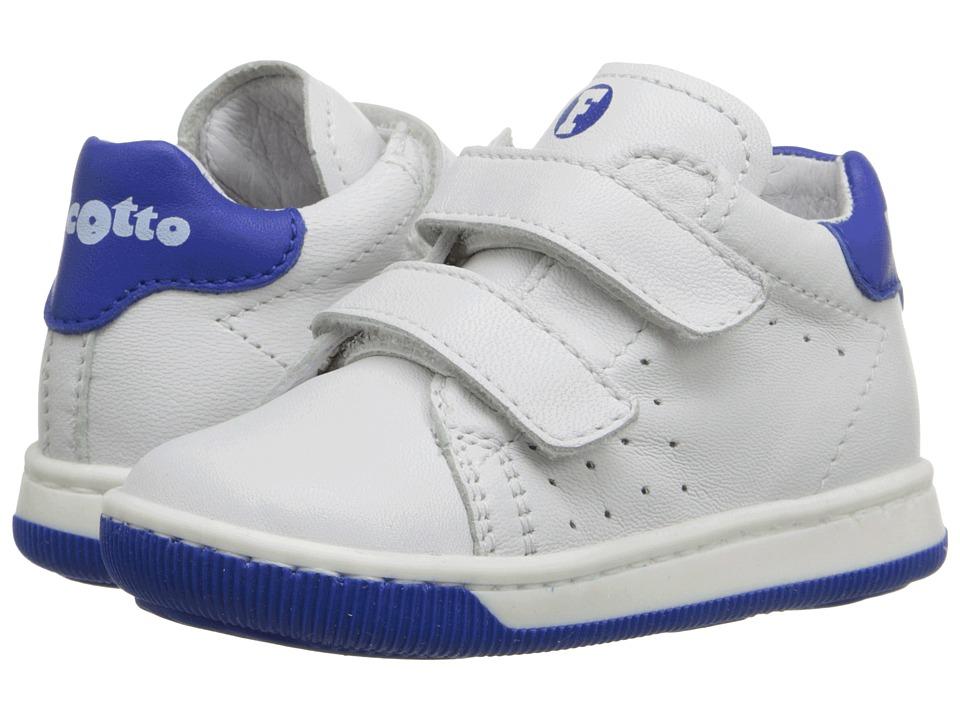 Naturino Falcotto Smith VL SS16 Toddler White Boys Shoes