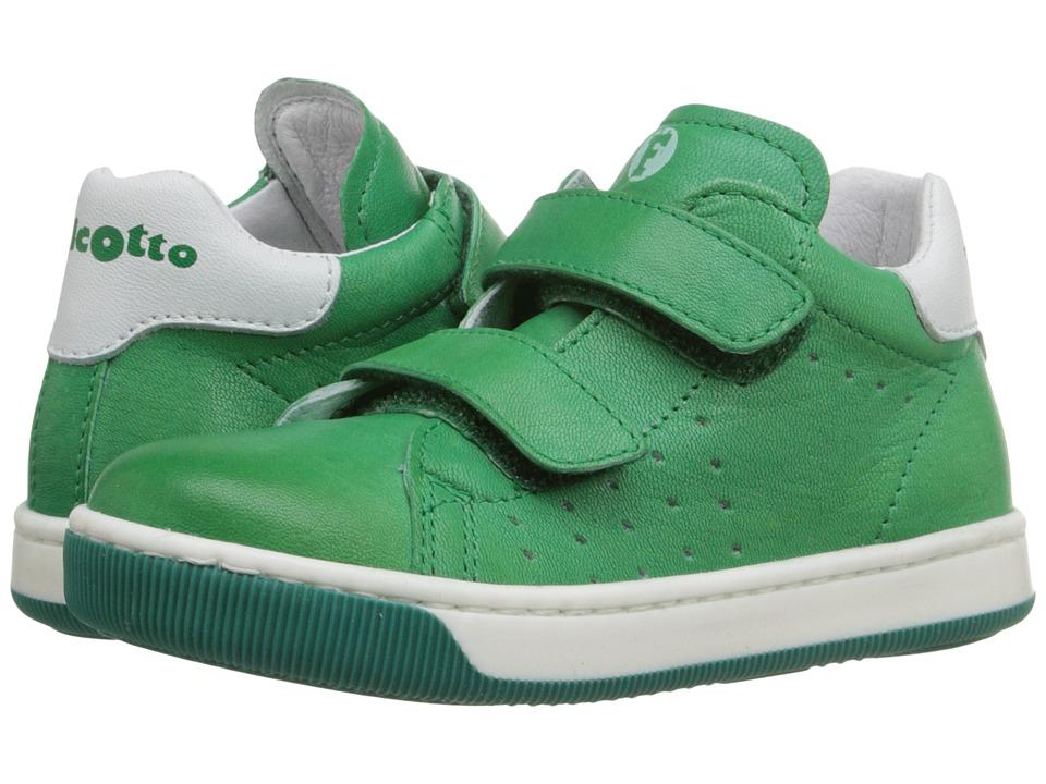 Naturino Falcotto Smith VL SS16 Toddler Green Boys Shoes