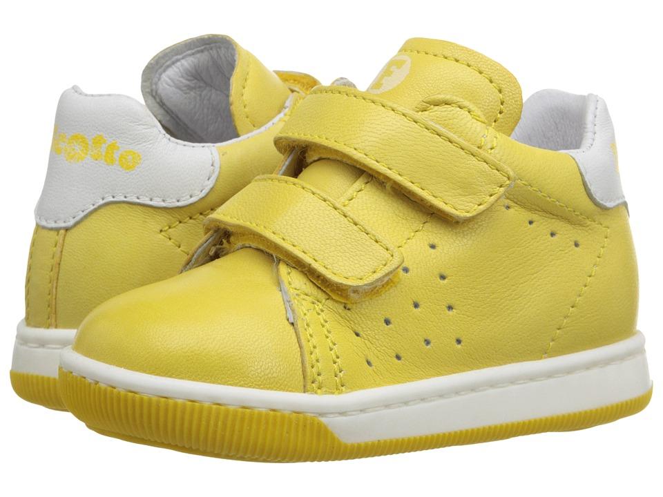 Naturino Falcotto Smith VL SS16 Toddler Yellow Boys Shoes
