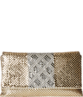 Jessica McClintock - Nina Fold-Over Flap Clutch