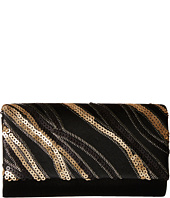 Jessica McClintock - Chloe Fold-Over Sequin Clutch