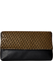 Jessica McClintock - Carlee Large Fold-Over Clutch