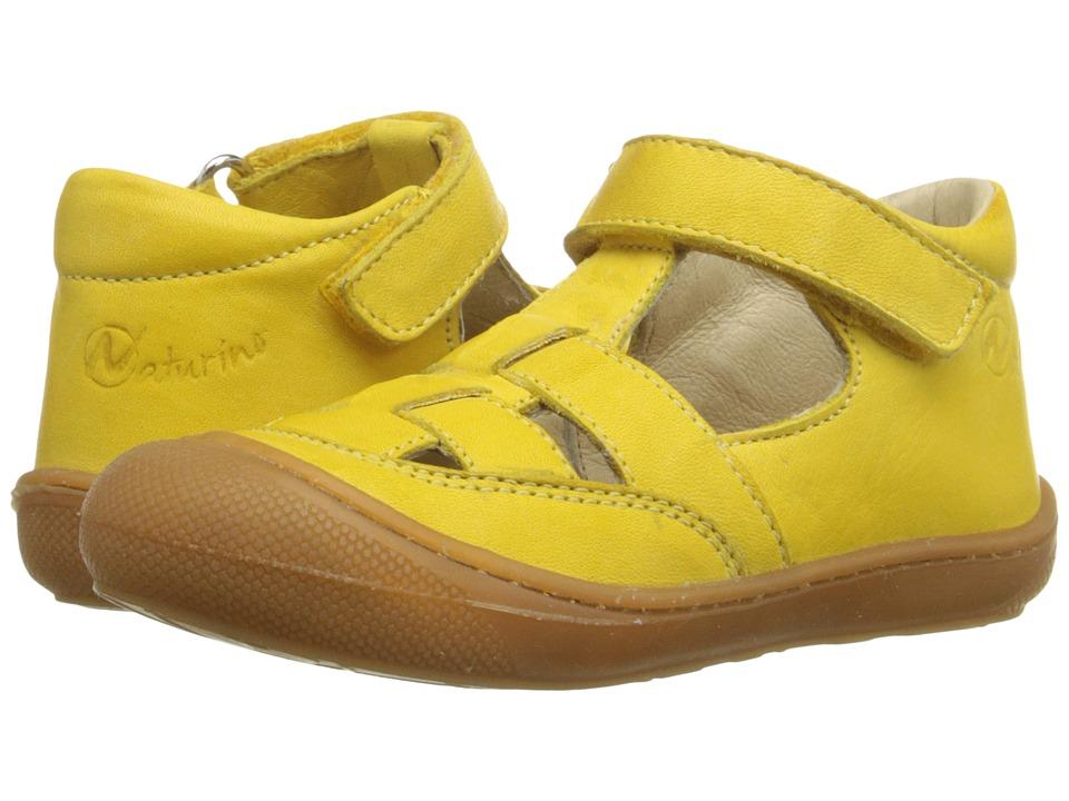 Naturino Nat. 3997 SS16 Toddler Yellow Boys Shoes