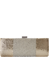 Jessica McClintock - Bailey Dramed Mesh Clutch