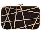 Jessica McClintock Scarelet Clutch (Black)