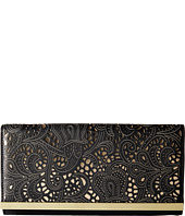 Jessica McClintock - Addison Fold-Over Flap Clutch