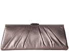 Jessica McClintock Blaire Framed Clutch (Pewter)