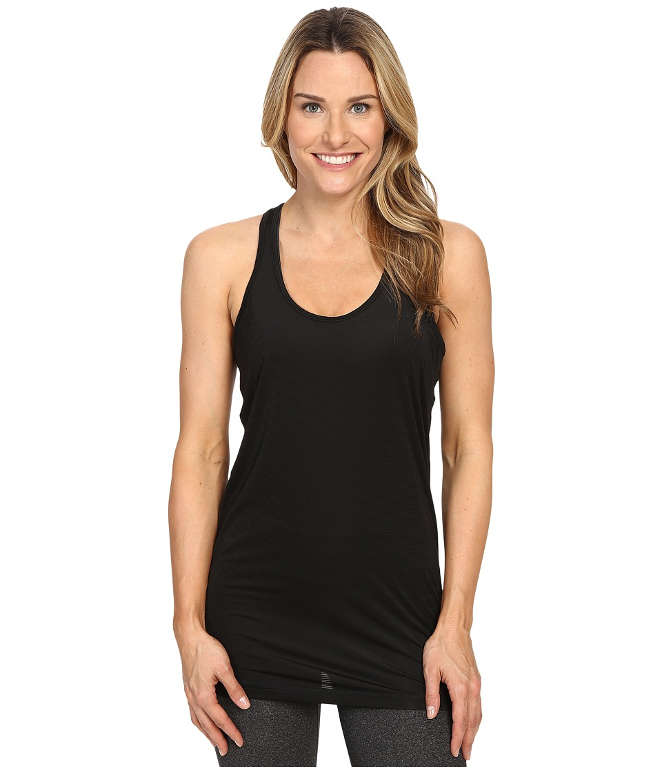 Lucy Push Your Limits Singlet Lucy Black Womens Sleeveless