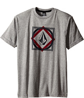 Volcom Kids - Khoi Stone Short Sleeve Tee (Big Kids)