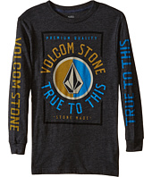 Volcom Kids - Marune Long Sleeve Tee (Big Kids)