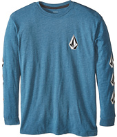 Volcom Kids - Say When Long Sleeve Tee (Big Kids)