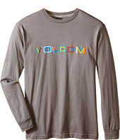 Volcom Kids - Bevel Stone Long Sleeve Tee (Big Kids)