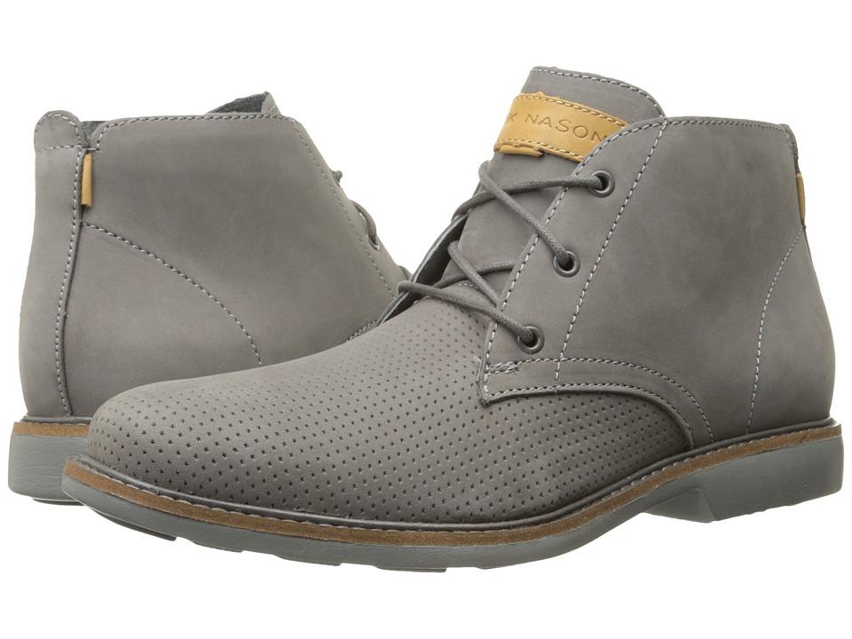 Mark Nason Holford Charcoal Mens Lace up Boots