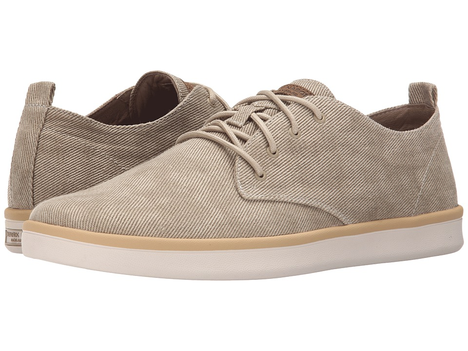 Mark Nason - Sycamore (Light Brown Canvas/Natural Pin/White Bottom) Men