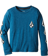 Volcom Kids - Say When Long Sleeve Tee (Toddler/Little Kids)