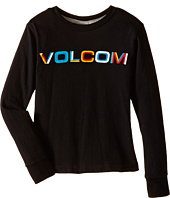 Volcom Kids - Bevel Stone Long Sleeve Tee (Toddler/Little Kids)