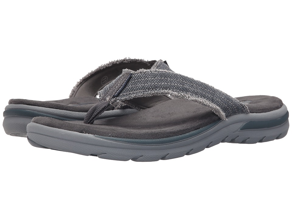 SKECHERS - Relaxed Fit 360 Supreme - Bosnia (Navy) Men