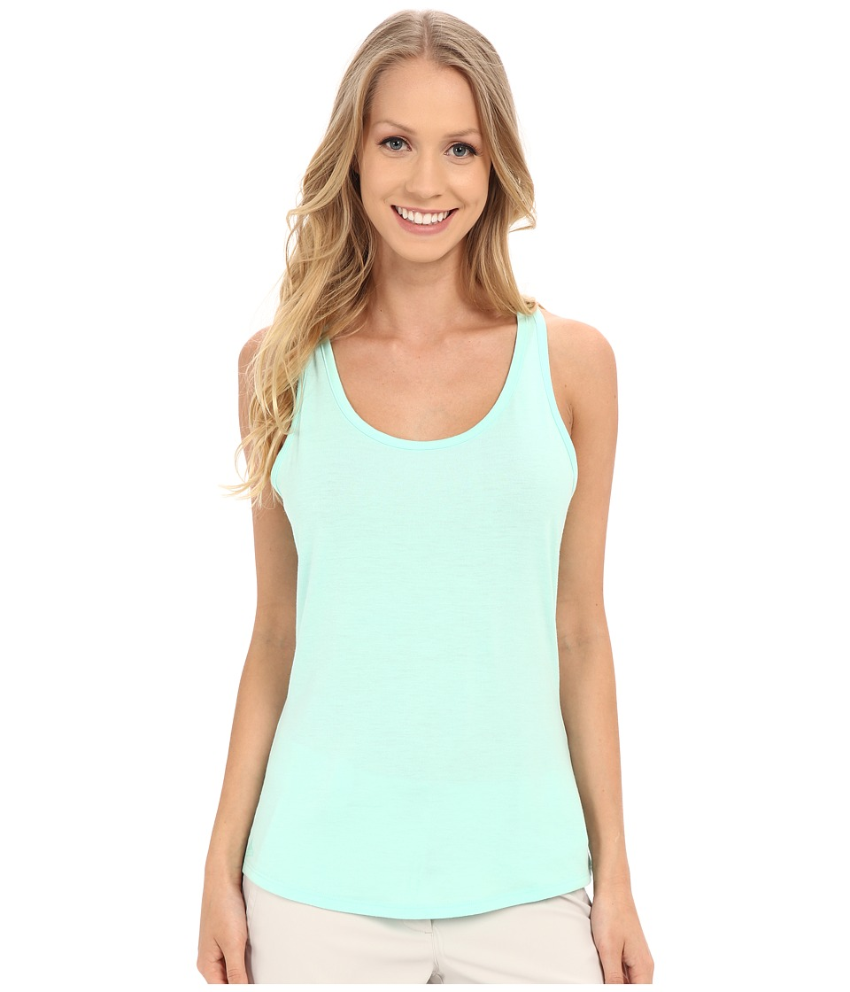 adidas Golf Essentials Layering Tank Top Mint Burst Womens Sleeveless