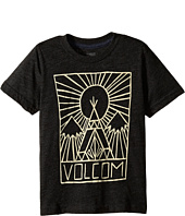 Volcom Kids - Squash Stone Short Sleeve Tee (Toddler/Little Kids)