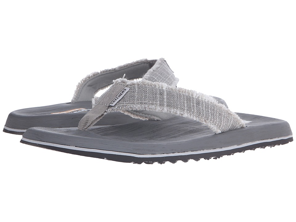 SKECHERS - Relaxed Fit 360 Tantric - Salman (Gray) Men