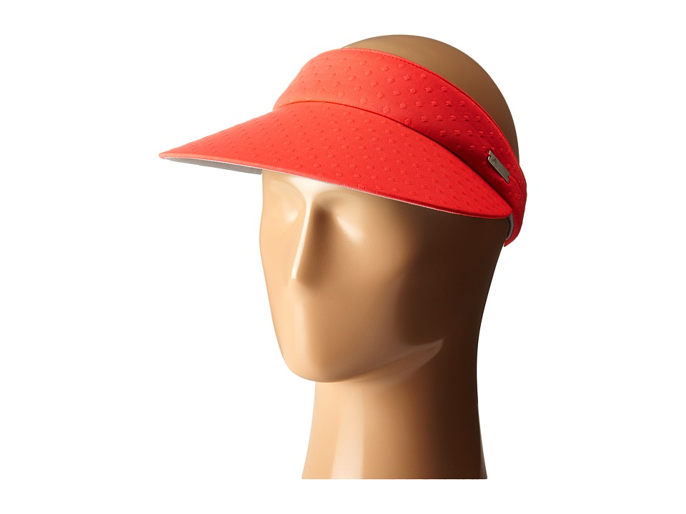 adidas Golf Adistar Swerve Visor Shock Red Casual Visor