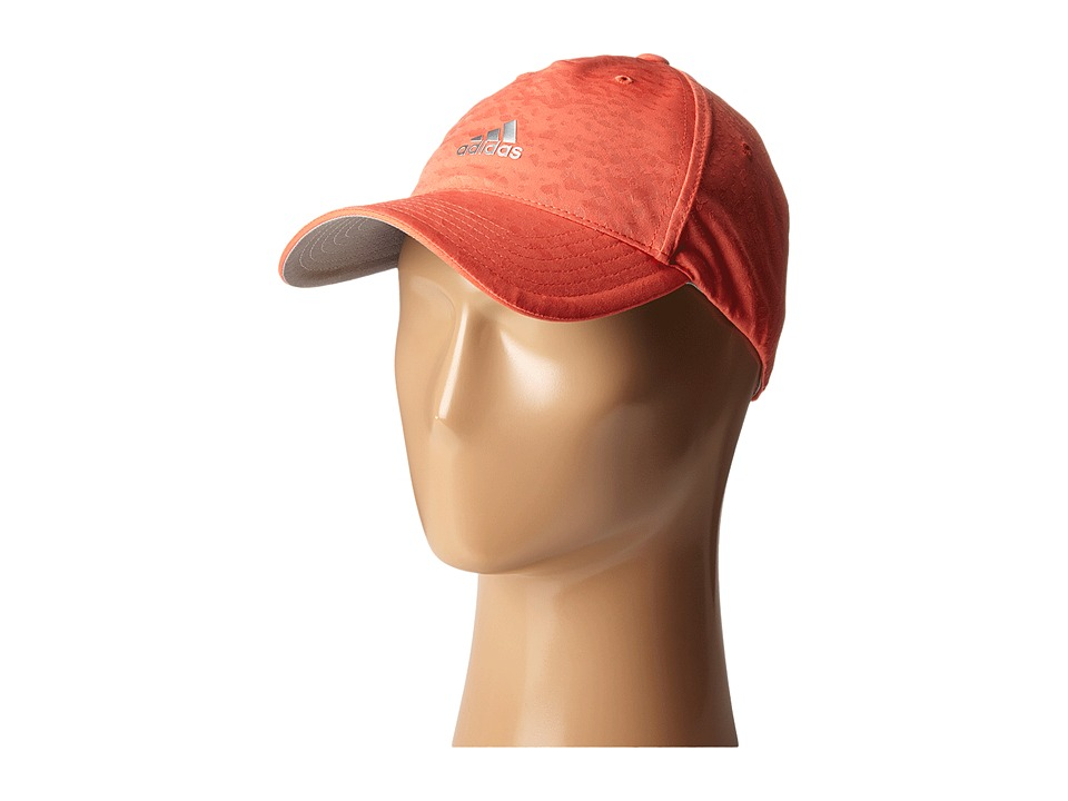 adidas Golf Tour Performance Hat Sunset Coral Caps