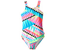 Seafolly Kids Pool Party Racer Tank Top One Piece