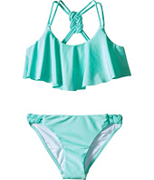 Seafolly Kids - Pool Party Frill Tankini (Little Kids/Big Kids)