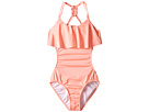 Seafolly Kids Pool Party Cut Out Tank Top