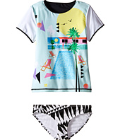 Seafolly Kids - Pool Party Surf Set (Little Kids/Big Kids)